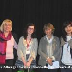 4 Albenga Cera una svolta Paola Mastrocola premiazione 12 4 2014