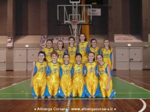 Alassio Basket femminile