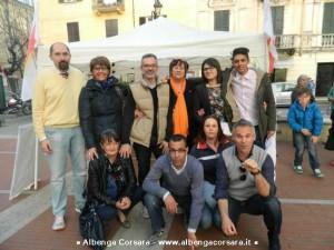 Alternativa per Albenga gruppo Piazza del Popolo