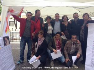 Alternativa per Albenga gruppo gazebo