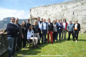 Candidati della lista a sostegno di Giovanni Ferrari Sindaco