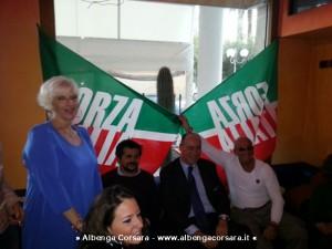 Club Albenga per Silvio 9-4-2014