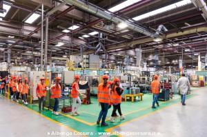 Fabbriche Aperte visita alla Continental Brakes 20140408