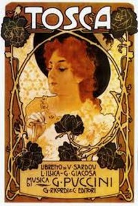 La Tosca Puccini