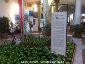 Orto Marsano - Palazzo Ducale