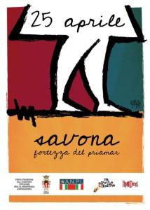 Savona 25 aprile resiste 2014