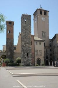 Savona Piazza del Brandale