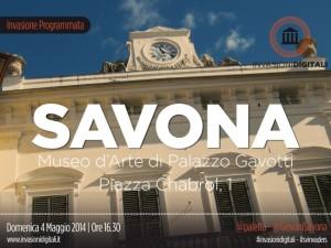 Savona invasioni digitali 4-5-2014