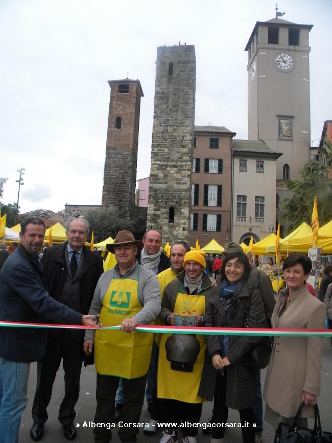 Savona mercato km zero 2-4-2014