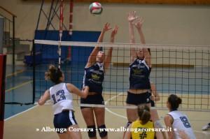 10 Albenga Volley Il Barrante vola in B2
