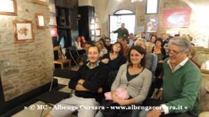 2 Sandra Berriolo e Mario Moscardini - Museo Sommariva Albenga 3-5-2014