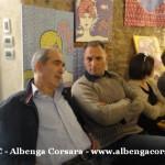 3 Sandra Berriolo e Mario Moscardini Museo Sommariva Albenga 3 5 2014
