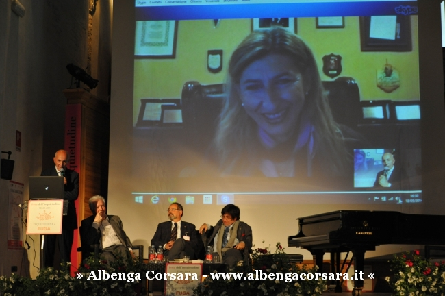 3 – Sindaco Lampedusa Nicolini – Foto Carlo Giuliano