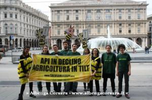 4 Api Greenpeace Genova 10-5-2014