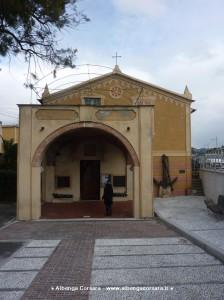 Chiesa Pescatori a Loano