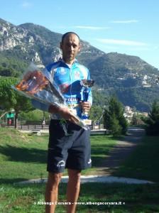 Emiliano Dell'Oriente premiato