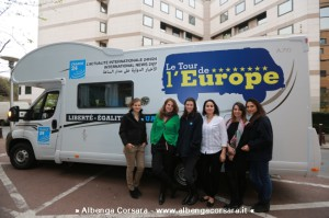 TOUR D'EUROPE ELECTIONS EUROPEENNES 2014