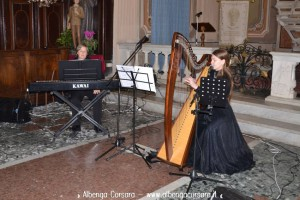 Paola Arecco e Claudia Murachelli