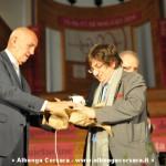 Sindaco Finale Ligure premia Bahrami Foto Carlo Giuliano