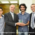 2 FIABA Roma 4 6 2014 Francesco Gerbino premia