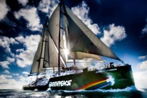 Greenpeace Nave RW