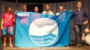 Loano consegna Bandiera Blu 2014