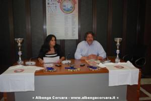 Sara Foscolo e Angelo Vaccarezza