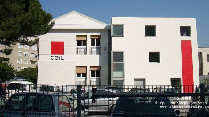 Savona sede CGIL