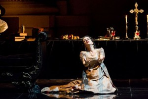 Tosca allestimento al Teatro Sociale di Rovigo