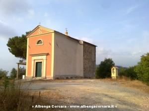 Tovo San Giacomo Cappella Sant'Eligio