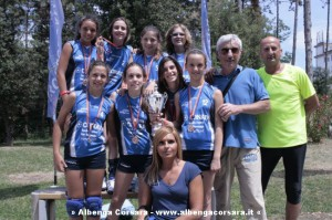 UNDER 12 GABBIANO VOLLEY QUARTO POSTO