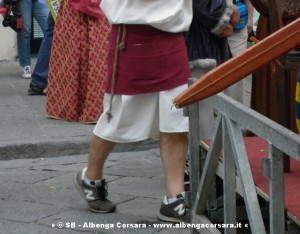 Albenga Palio dei Rioni 21-7-2012