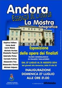 Andora Essenza di Liguria mostra