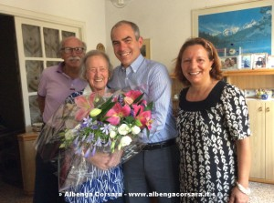 I100 anni Lidia Verrando 14-7-2014