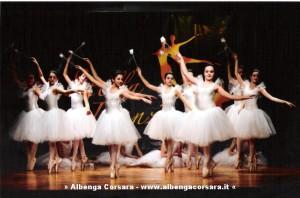 Loano Fiocchi di neve Scuola Civica Attimo Danza