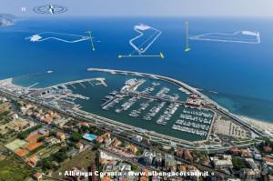 Marina di Loano (campi di regata)