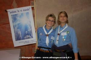 Martina Isoleri e Marcella Moreno