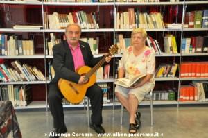 Roberto Sinito e Graziella Frasca Gallo