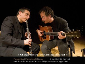 Testa-Mirabassi - ph Marco Caselli Nirmal