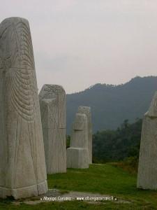 Vendone Parco sculture Rainer Kriester