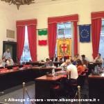 consiglio comunale Albenga 3 luglio 2014