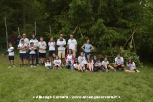 un gruppo scout albenganese 1