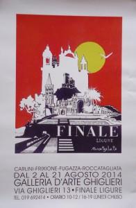 Galleria Ghiglieri mostra agosto 2014