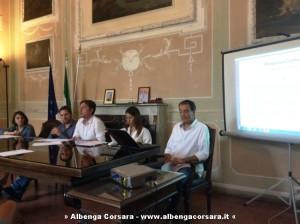 Presentazione ImpresaComune Albenga 1-8-2014