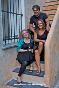 Trio scala Pozzo Garitta