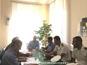diportisti Comune e Capitaneria Albenga 6-8-2014