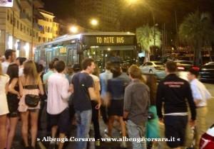 1 Savona - Tonite bus 1