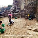 2 Albenga 2014 scavo S Calocero
