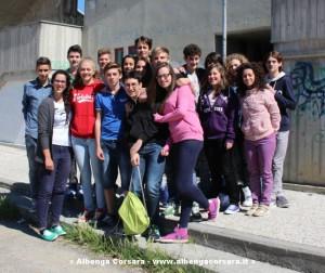 2nda A del Liceo San Giuseppe Calasanzio di Carcare