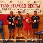 3 Tennis Tavolo singolo maschile Over 2000